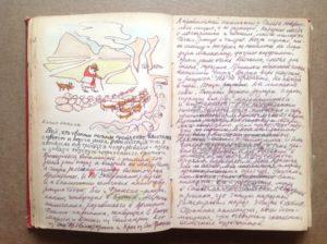 Travel diary. Peru and Argentina.  2017